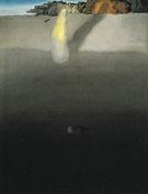 Au Bord de la Mer 1931 - Salvador Dali