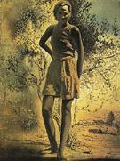 Portrait of Gala c1932 - Salvador Dali