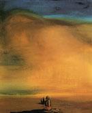 Sugar Sphinx 1933 - Salvador Dali