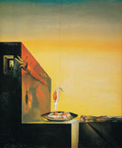 Fired Eggs on a Plate without the Plate 1932 - Salvador Dali