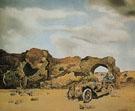 Paranoiac Critical Solitude 1935 - Salvador Dali