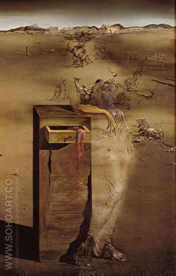Spain 1938 - Salvador Dali reproduction oil painting