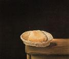 Basket of Bread Rather Death than Shame 1945 - Salvador Dali