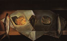 Eucharistic Still Life Nature Morte Evangelique 1952 - Salvador Dali