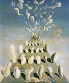 Inaugural Gooseflesh 1928 - Salvador Dali