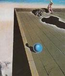 Vertigo 1930 - Salvador Dali