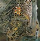 Hallucinogenous Bullfighter - Salvador Dali