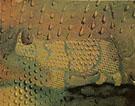 Op Rhinoceros 1970 - Salvador Dali