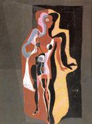 Barcelona Mannequin 1927 - Salvador Dali