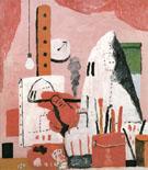 The Studio 1969 - Philip Guston