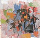 To Fellini 1958 - Philip Guston