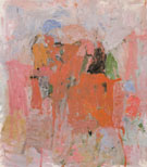 The Mirror 1957 - Philip Guston