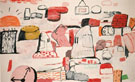 Flatlands 1970 - Philip Guston