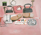 Painters Table 1973 - Philip Guston