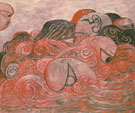 Deluge III 1979 - Philip Guston