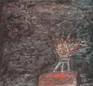 Flame 1979 - Philip Guston