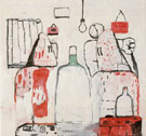 Bad Habits 1970 - Philip Guston