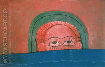 Source 1976 - Philip Guston reproduction oil painting