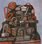 Tomb 1978 - Philip Guston