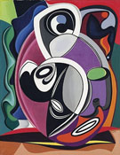Abstraction 1928 - Auguste Herbin