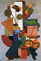 Composition 1916 - Auguste Herbin