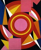 Diable c1958 - Auguste Herbin