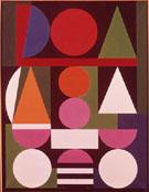 Naissance No 1 1958 - Auguste Herbin