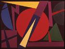 Tempete 1953 - Auguste Herbin