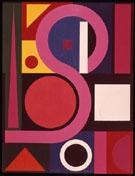 A No 2 1955 - Auguste Herbin