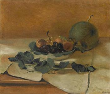 Melon et Fruit 1927 - Andre Derain reproduction oil painting