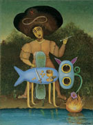 The Surrealist January 1947 - Victor Brauner