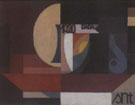 Composition Dada 1920 - Sophie Taeuber Arp