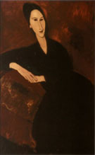 Anna Zborowska - Amedeo Modigliani