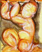 Rose Caryatid Audace c1914 - Amedeo Modigliani
