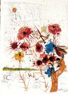 The Consecrates Spring 1966 - Salvador Dali