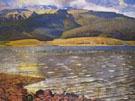 Eagles Nest Lake Approximate - Ernest L Blumenschein