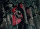 Florianus Dancing Trees At Night - Oscar Bluemner