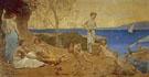 Doux Pays 1882 - Pierre Puvis de Chavannes