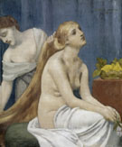 The Toilette - Pierre Puvis de Chavannes