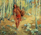 The Successful Hunter 1913 - E Irving Couse
