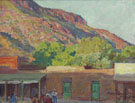 Adobe Home 1915 - Maynard Dixon