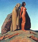 Allegory - Maynard Dixon