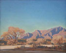 Arizona Autumn - Maynard Dixon