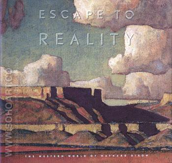 Escape to Reality - Maynard Dixon reproduction oil painting
