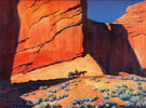 Utah - Maynard Dixon reproduction oil painting
