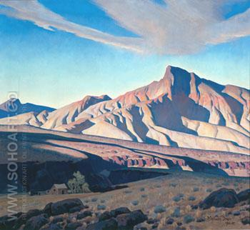 Home Desert - Maynard Dixon reproduction oil painting