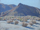 Lone Pine California c1919 - Maynard Dixon reproduction oil painting