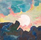 Moonrise c1934 - Maynard Dixon