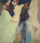 Nude c1923 - Maynard Dixon