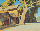 Old China Town September 1937 - Maynard Dixon